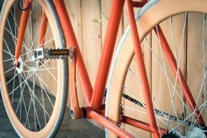 Bicicletas en Costa Ballena