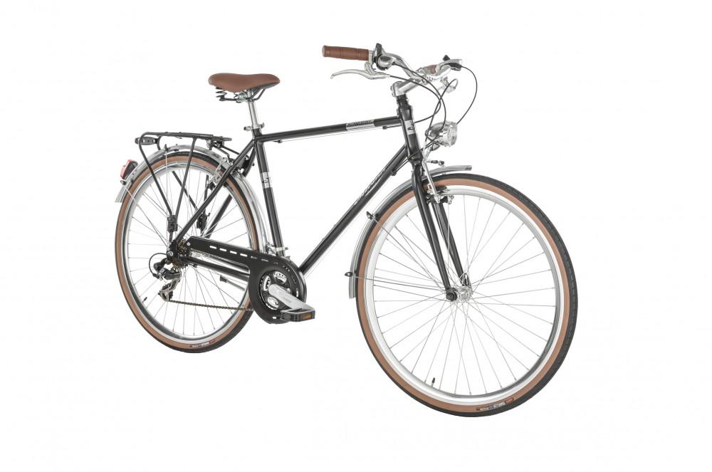 Bicicleta de paseo para hombre. Cuadro de aluminio. | Bicicletas Valdés