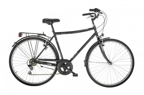 bicicleta urbana hombre
