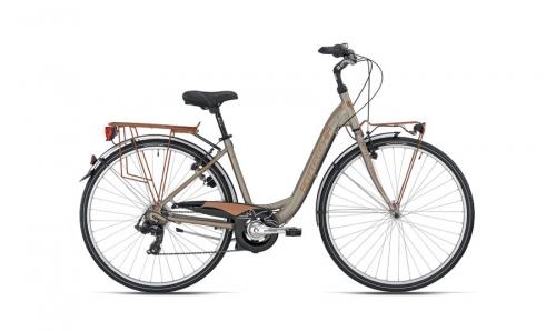 bicicleta urbana señora