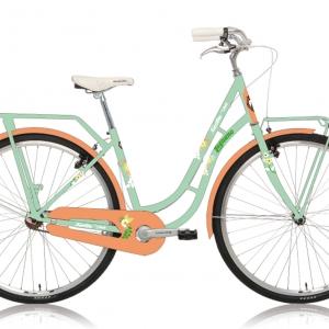 bici de paseo italiana