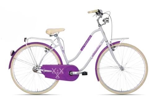 bicicleta para mujer de paseo