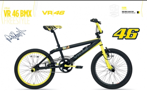 bicicleta BMX para niños Valentino ROSSI
