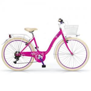 bici de paseo niña y mujer