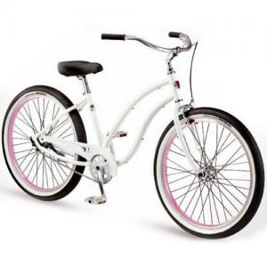bicicleta urbana cruiser