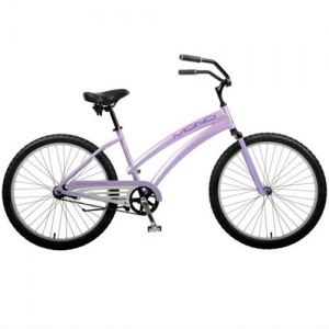 bicicleta cruiser señora