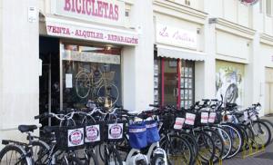 Alquiler y venta de bicicletas - Costa Ballena