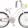 bicicleta cruiser niña