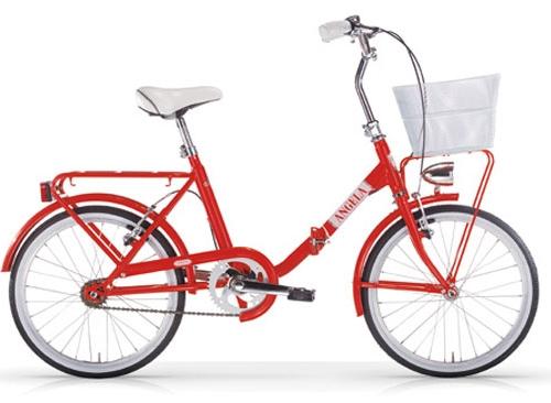 Bicicleta plegable ciudad