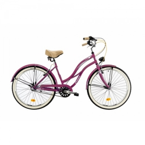 Bici cruiser mujer