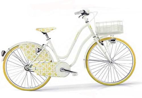 bicicleta de paseo barra baja