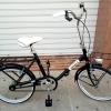 bicicleta plegable clasica
