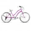 bicicleta playera cruiser mujer