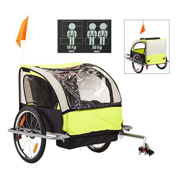 1412a266c Remolque bicicletas para niños – Bicicletas Valdés