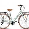 bicicleta de paseo urbana