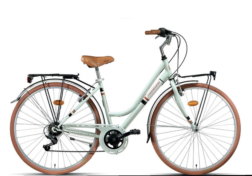 06af4a506f7 Bicicleta de paseo urbana Modelo Streetland – Bicicletas Valdés