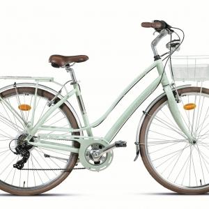 bicicleta para mujer