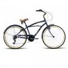 bicicleta cruiser hombre barra alta cruiser