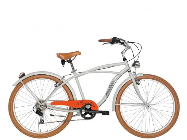 bicicleta cruiser hombre