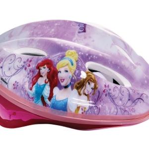casco bici niña princesas disney