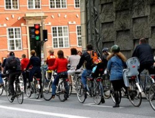 Bienvenidos al ciclismo urbano