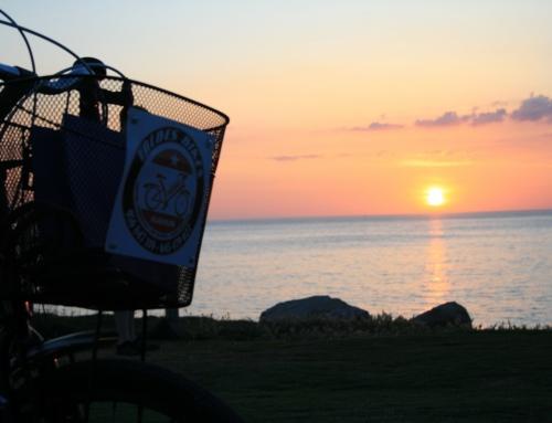 Paseo en bicicleta por Chipiona
