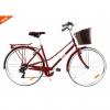 bicicleta vintage mujer