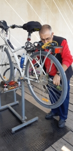 taller de bicicletas el puerto