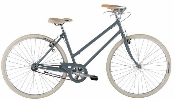 bicicleta estilo retro