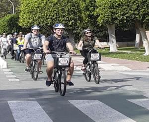 carril bici rota