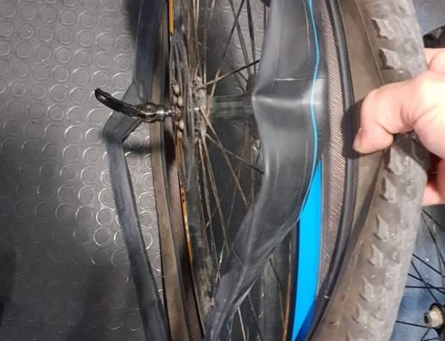 Reparación de bicicletas ¿Cómo cambiar la cámara de la bici?