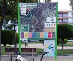 ruta bicicleta el puerto