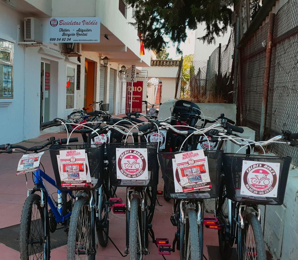 alquiler de bicicletas el puerto de santa maria