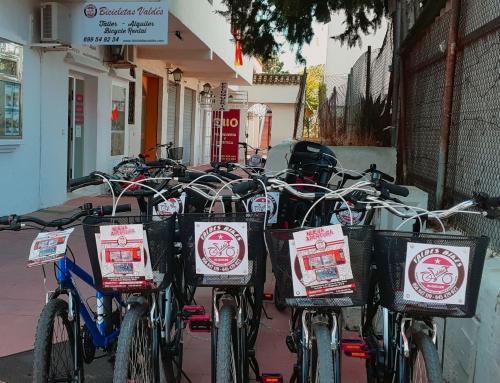 Bicicletas en Vistahermosa – Las Redes – El Aguila Puerto de Santa María