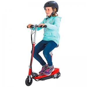 patinete electrico niño con sillon
