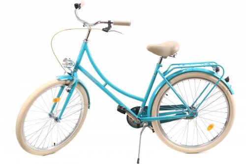 Bicicleta clásica holandesa