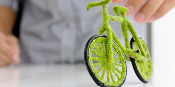 Usar la bicicleta, la gran alternativa para la eficiencia energética en el transporte