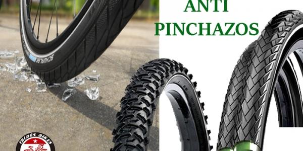 Cubierta antipinchazos para bicicletas