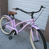 bicicleta beach cruiser mujer