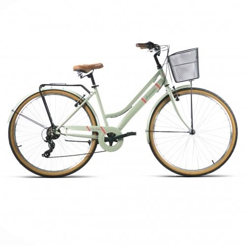 bicicleta urbana 26 pulgadas con cesta