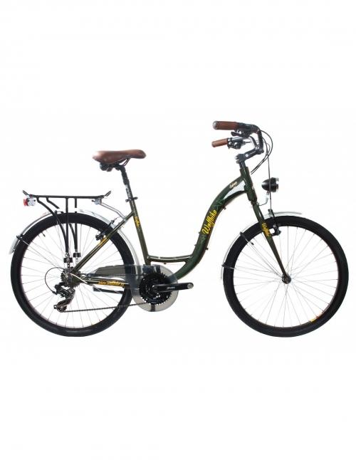 bicicleta para ciudad aluminio