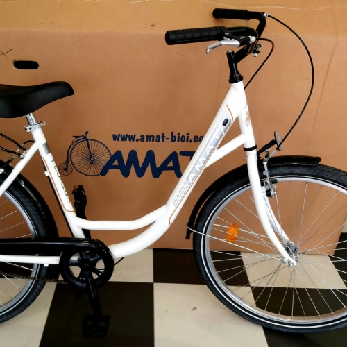 bicicleta urbana 26 pulgadas