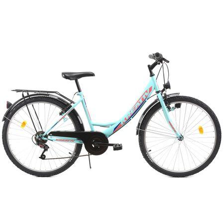 bicicleta paseo 26 pulgadas