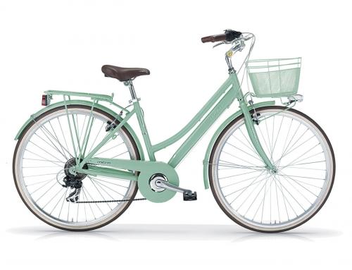 Bicicleta vintage mujer Modelo Boulevard