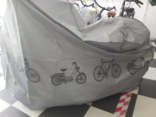 funda bicicleta