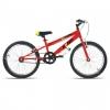 bicicleta niño 20 pulgadas roja