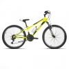 bicicleta niño 24 pulgadas amarilla