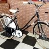 bicicleta clasica de mujer