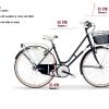 bicicleta clasica riviera 26 negra medidas