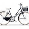 bicicleta de paseo clasica color negro